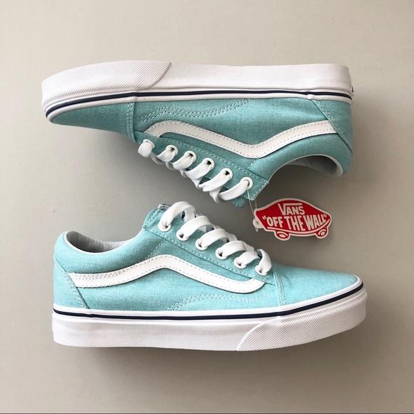 3801d3867f Vans Old Skool Canvas Sneaker